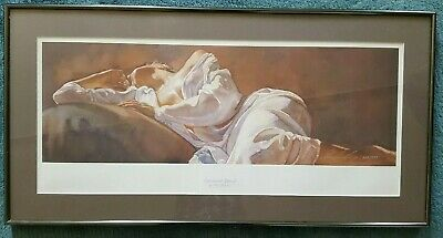 "STEVE HANKS Limited Edition Lithograph SIGNED & NUMBERED ""Emotional Appeal"" COA"