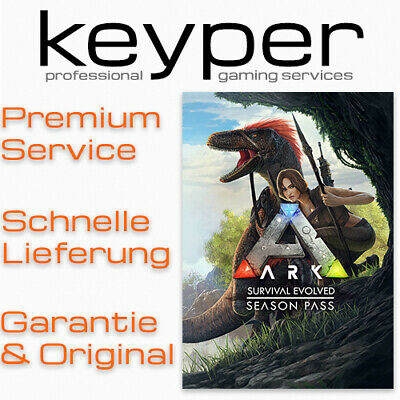 (Add-on) ARK: Survival Evolved Season Pass Download code for Steam PC / UK / EU Download Code New