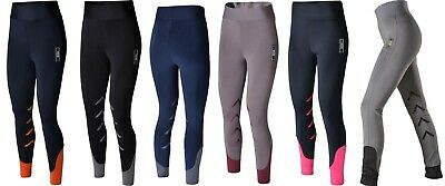 Bow & Arrow Ladies Tabah Horse Riding Tights Leggings Yoga Gym Breeches Silicone