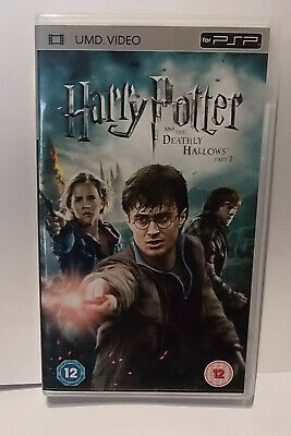 Harry potter Deathly Hallows Part 2 (very good)  Sony PSP UMD Video Movie