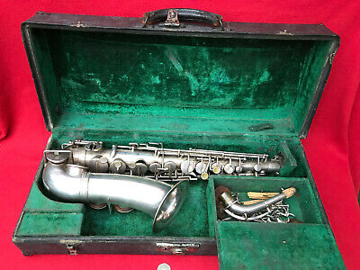 Vintage PAXMAN Bros, 26 Boro', High St London, Saxophone Needs Some restoration
