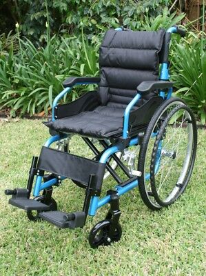 Paediatric Kids Children Folding Wheelchair Lightweight NEW