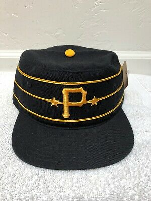 the best attitude a3b35 55432 Pittsburgh Pirates MLB Vintage Hat Cap 7 1 8 American Needle
