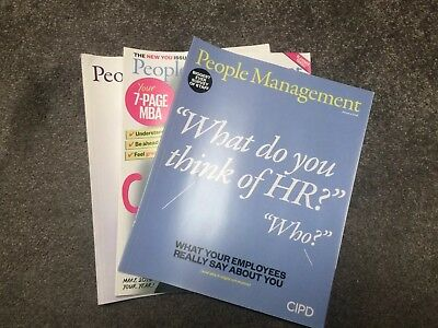 CIPD People Managment Magazines Jan-March 2016 HR Bargain offer