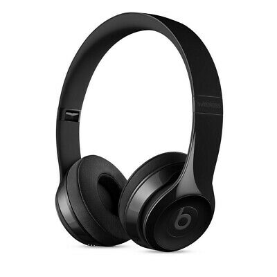 [FREE DELIVERY] Beats by Dr. Dre Solo3 Over the Head Wireless Headphones - Black
