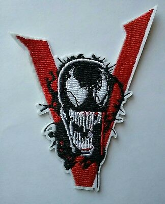 EDDIE IRON ON Name Tag Patch for Motorcycle Biker Jacket and