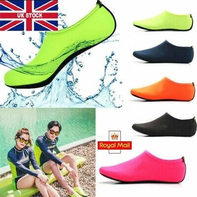 Unisex Water Shoes Diving Socks Wetsuit Non-slip Swimming Beach Fast Dry Holiday