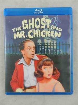 The Ghost and Mr. Chicken Blu Ray