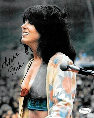 Grace Slick Signed 8x10 Autographed REPRINT PHOTO Woodstock RP