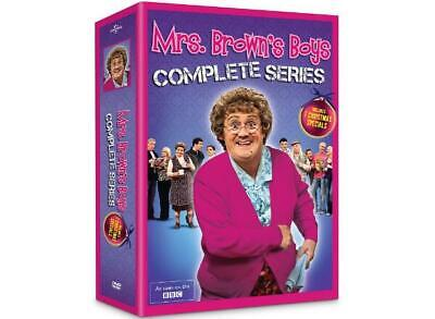 Mrs. Browns Boys: Complete Series 1 2 3 Plus The Christmas Specials Brand New
