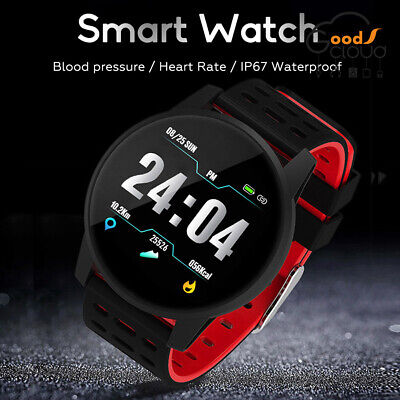 2019 B2 Bluetooth Smart Watch Sport Activity Fitness Tracker For Android iOS