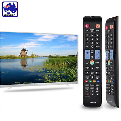 NEW Samsung Universal TV Remote Control NO PROGRAMMING Smart 3D HDTV LED LCD TV