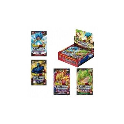 FRANCAIS tcg dragon ball super destroyer kings display 24 boosters sceller