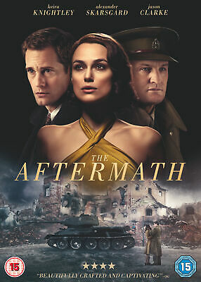 The Aftermath [2019] (DVD) Keira Knightley, Jason Clarke