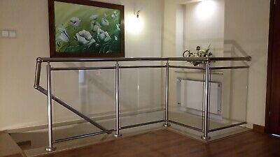 Internal Balustrade Stainless Steel Glass Wood Best Prices Guaranteed