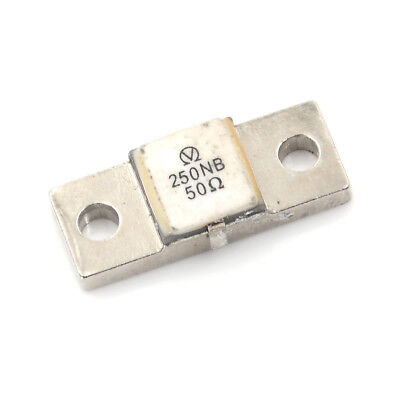1Pc RF termination microwave resistor dummy load RFP 250N50 250w 50ohms_FR