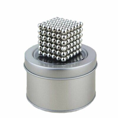 3mm Magic Magnet Balls 216pcs Strong Magnetic Puzzle Game For Stress Pp