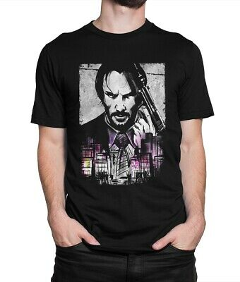Keanu Reeves God Save The King Funny T-Shirt Men/'s Women/'s Sizes