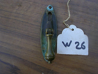 Antique Brass Cupboard / Wardrobe Handle