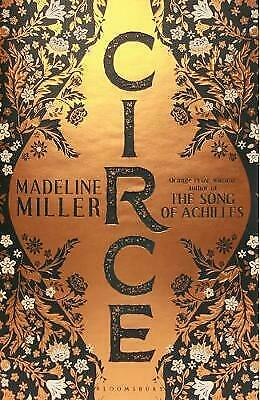 NEW Circe by Madeline Miller Paperback (Free Shipping)