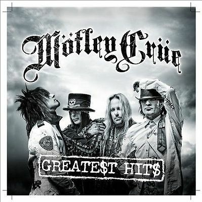 Motley Crue **GREATEST HITS **BRAND NEW FACTORY SEALED CD