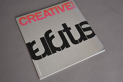 Creative Review - August 2003 - Wim Crouwel
