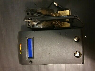 Metcal MX-PS5000 Power Supply, 100 to 240 VAC input, complete soldering station