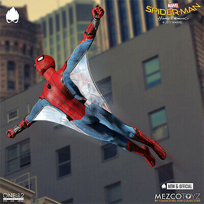 MEZCO - Spider-Man Homecoming One:12 Collective [IN STOCK] • NEW & OFFICIAL •