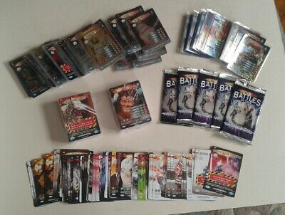 dr who bit ultimate monsters cards