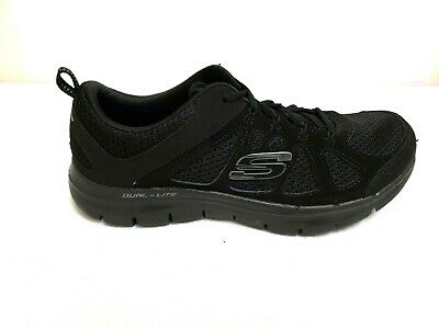 Skechers Women/'s EMPIRE SHARP THINKING Blk Walking Shoes #12418 G7A km NEW