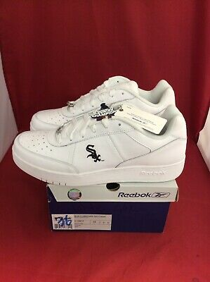 2005 World Series Chicago White Sox Clubhouse Exclusive Reebok Shoes Size 13 NEW