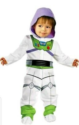 Buzz Lightyear Costume Child Infant Toddler Disney Toy Story 0-6 Months