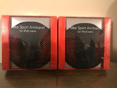 Nike IPOD Nano  Armbands Sports- Just Do it  2 Armbands FOR $12.99 FREE SHIP