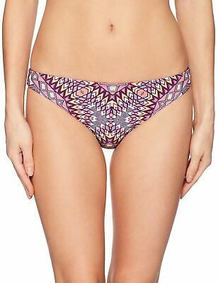 8b5362ccc5 Jessica Simpson NEW Purple Womens Size Medium M Bikini Bottom Swimwear $46  341