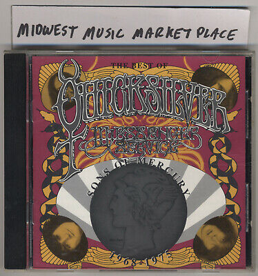 The Best Of QuickSilver Messenger Service - Sons Of Mercury DISC TWO ONLY - MINT