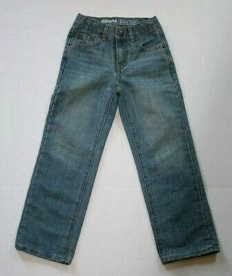 34a623fb SONOMA LIFE STYLE Boys Slim/relaxed Adjustable Waist 7X Kohls Jeans ...
