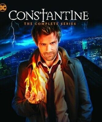 Constantine: The Complete Series 888574425937 (Blu-ray Used Very Good)