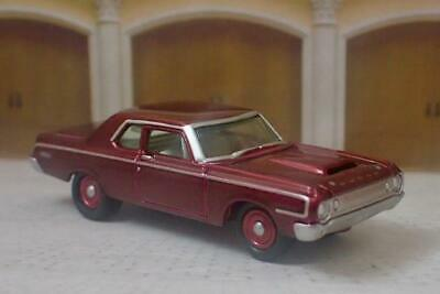 1962-1964 Dodge 330 426 V-8 HEMI Sport Coupe 1/64 Scale Limited Edition W