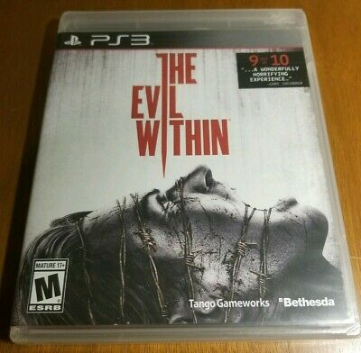 The Evil Within (Sony PlayStation 3, 2014) NEW