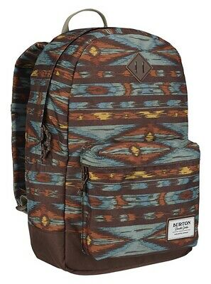 1fb558e164c7a New W Tags Burton 20L Unisex Kettle BackPack In Painted Ikat Print MSRP   54.95
