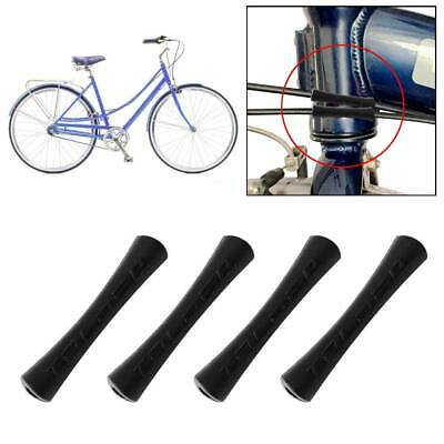 4PCS Bicycle Brake Shift Cable Protector Sleeve MTB Road Bike Fixed Gear Paint