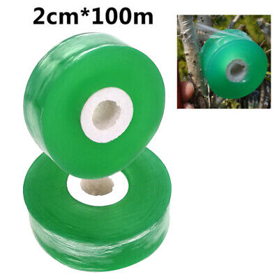 Grafting Tape Stretchable Self-adhesive Film For Garden Tree Seedling 2cm*100m