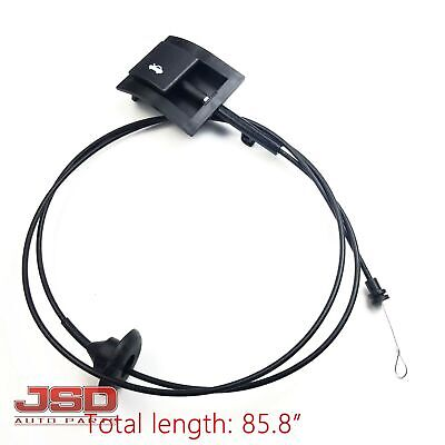 New Hood Latch Release Cable w/Handle 912-042 Fit Ford F-250 F-350 F Super Duty