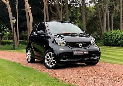 2016 smart fortwo cabrio PASSION Convertible Automatic Previously Supplied By Ou