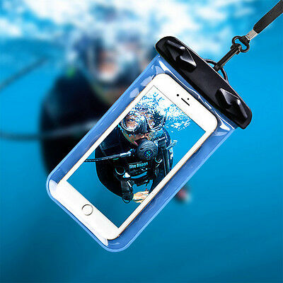 Waterproof Underwater Dry Bag Case Cover Swim Pouch  For Cell Phone Mobile Phone