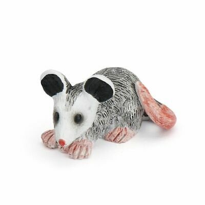 Miniature Dollhouse Fairy Garden Opossum - Buy 3 Save $5