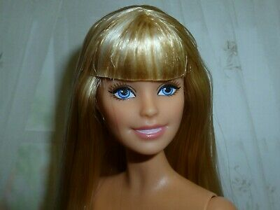 The Barbie Look City Chic Urban Jungle Articulated NUDE Unboxed ~ Free U.S Ship