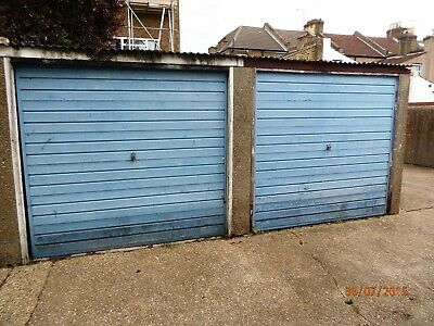 2 Freehold Lock Up Garages