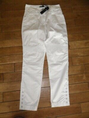 BNWT DKNY trousers. White. Age 14. Brand new.