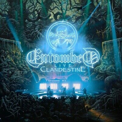 Entombed - Clandestine - Live 200000069537 (CD Used Very Good)